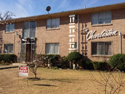 Charleston Apartments, Dallas, Texas